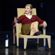 Antje als Katrine Stockmann / Foto: Falk von Traubenberg